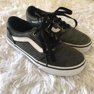 1 Youth Kids Vans Shoes